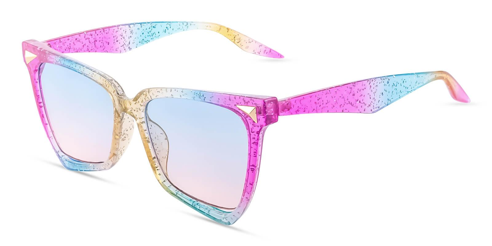 Marlena Multicolor   Frames from ABBE Glasses