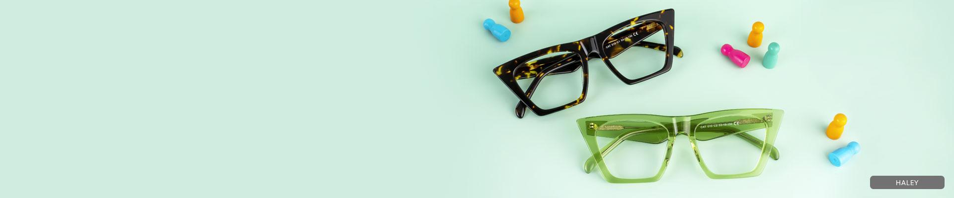 big frame glasses